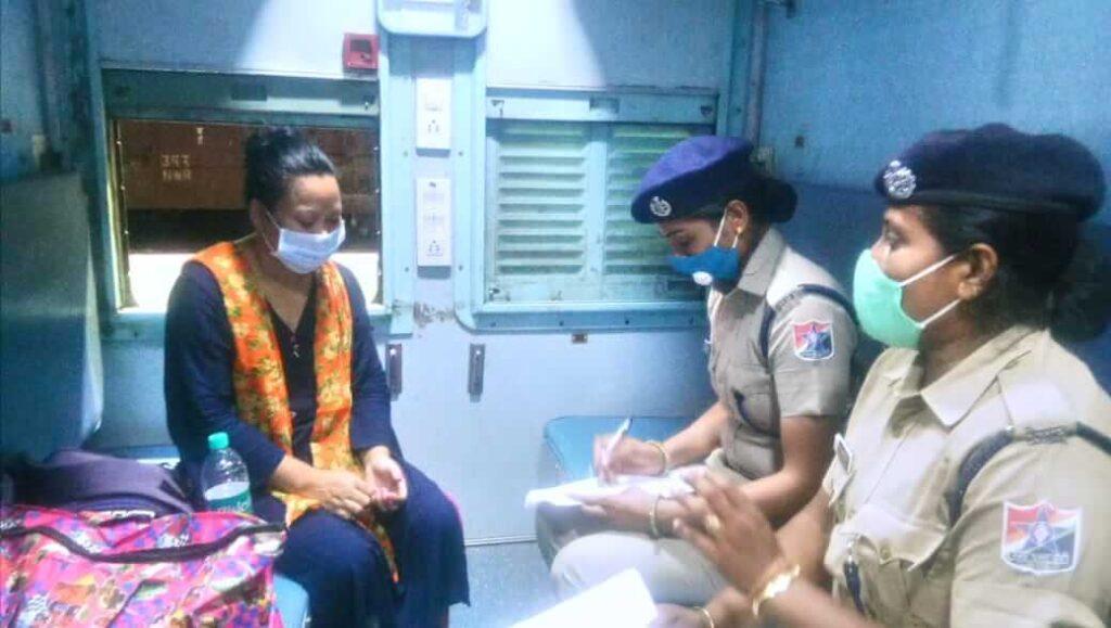 Meri Saheli Initiative by Indian Railway