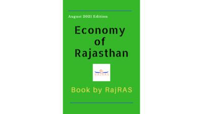 Rajasthan Economy 2021 PDF for RAS 2021