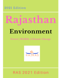 Rajasthan Environment Forest Wildlife Policies PDF