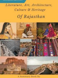 Literature Art Architecture Culture and Heritage Rajasthan