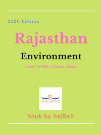 Rajasthan Environment Forest Wildlife Policies