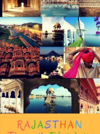 Rajasthan Through Districts Book rajras
