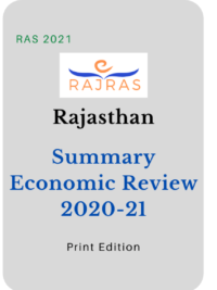 Rajasthan Economic Review 2020-21